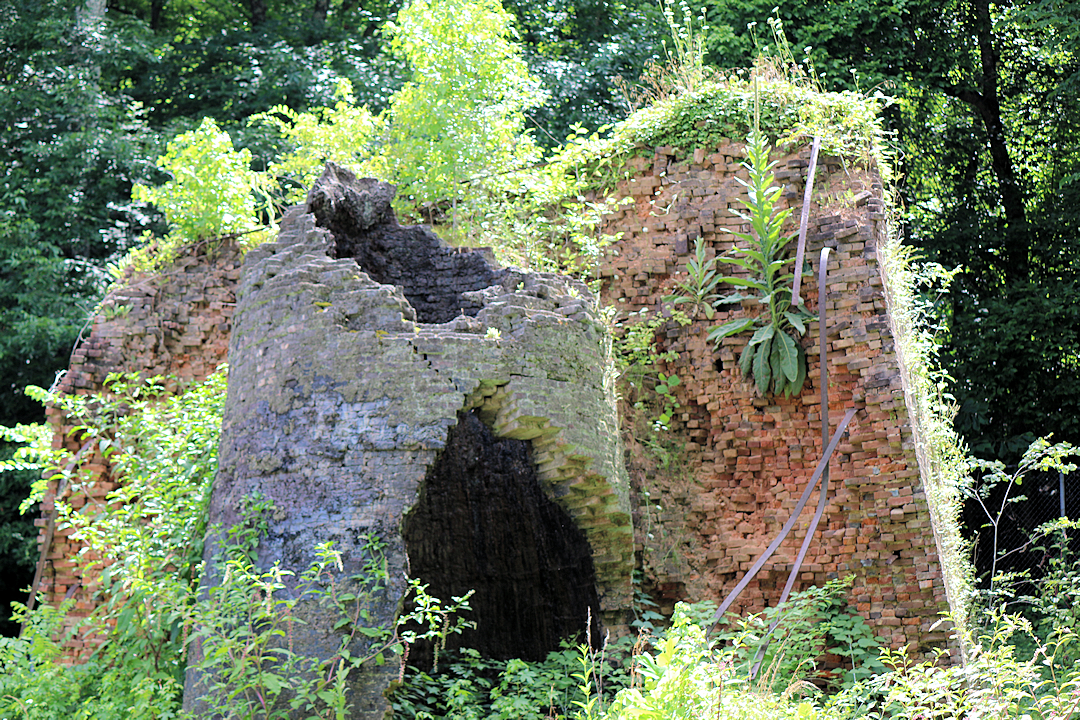 Center Furnace in Land Between The Lakes