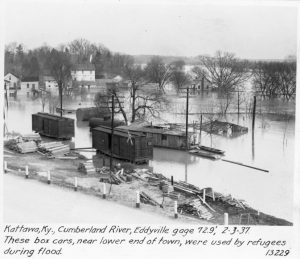 Flood of 1937 Kuttawa