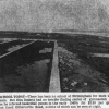 Low Lake Levels in March 1961 Expose Birmingham, Kentucky