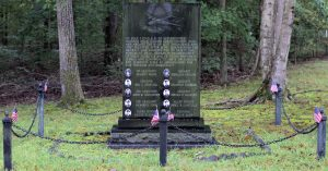 Read more about the article Soldier Creek B-29 Bomber Crash Memorial