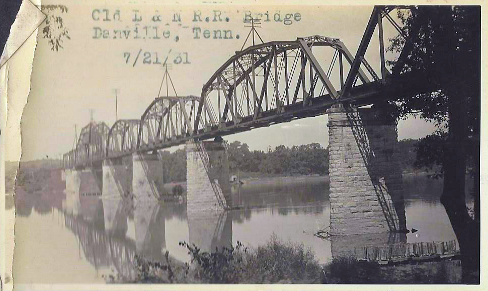 Danville L&N Bridge 1